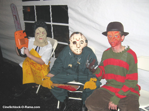 Chiller 2003 Costumes : leatherface costumes for kids  - Germanpascual.Com